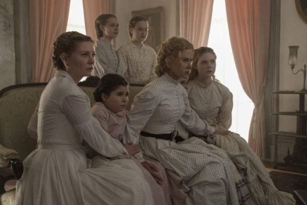 the beguiled women